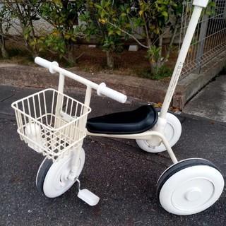 ムジルシリョウヒン(MUJI (無印良品))のチクロニウム様専用 (三輪車)