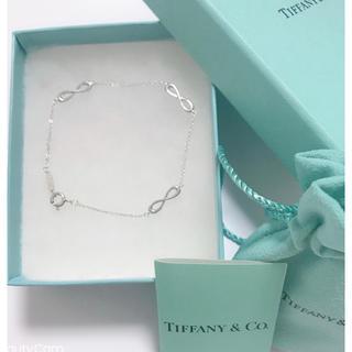 Tiffany & Co. - ティファニー インフィニティエンドレス ブレスレット