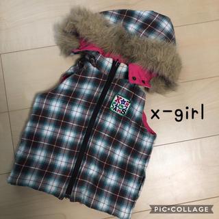 エックスガール(X-girl)のx-girl(ジャケット/上着)