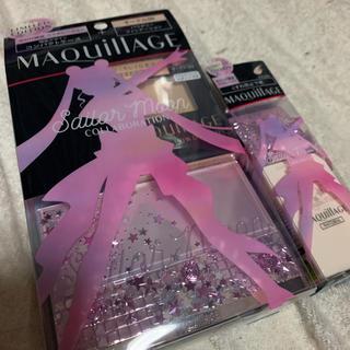 MAQuillAGE - MAQuillAGE 化粧下地 ファンデーション