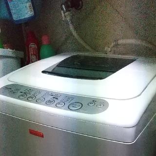 トウシバ(東芝)の東芝洗濯機aw-50GCC(洗濯機)