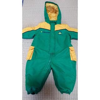 コンバース(CONVERSE)のジャンプスーツ 80サイズ(ジャケット/コート)