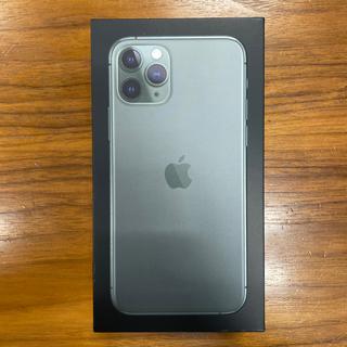 iPhone - iPhone 11 Pro Dual-SIM 512GB ミッドナイトグリーン