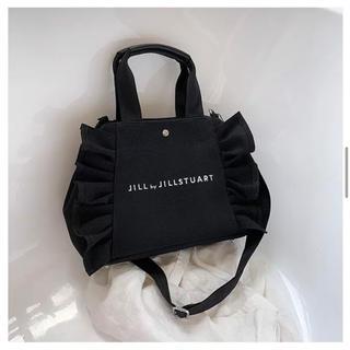 JILL by JILLSTUART - 【大人気】JILL by JILLSTUART  フリルトートバッグ