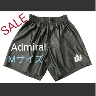 アドミラル(Admiral)のアドミラル 黒 M ハーフパンツ ショートパンツ 【SALE中です❗】(ショートパンツ)