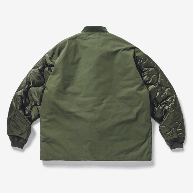 W)taps(ダブルタップス)のM OD WTAPS SHEDS 20AW modular jungle  メンズのジャケット/アウター(ミリタリージャケット)の商品写真