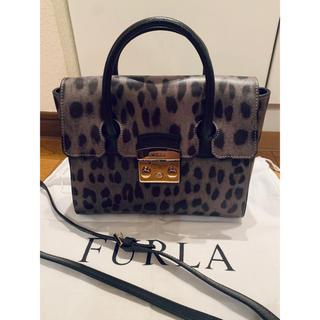フルラ(Furla)のFURLA フルラメトロポリス2wayショルダーバッグ超美品‼️(ショルダーバッグ)