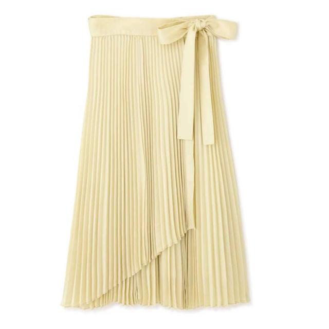 JILLSTUART(ジルスチュアート)のジルスチュアートのプリーツスカート レディースのスカート(ロングスカート)の商品写真