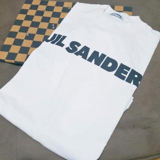 Jil Sander - 【新品】 JIL SANDER オーバーサイズ Tシャツ Mサイズ
