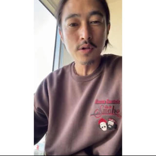 WACKO MARIA - WACKO MARIA×UP IN SMOKE スウェット XL窪塚