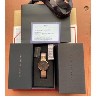 Daniel Wellington - 【32㎜】ダニエル ウェリントン◆腕時計◆DW00100161
