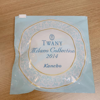 カネボウ(Kanebo)のトワニー ミラノコレクション 2014 フェイスパウダー用 替えパフ(パフ・スポンジ)