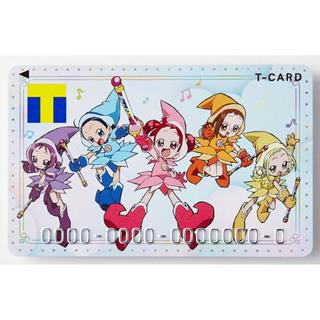 おジャ魔女どれみ Tカード Tポイントカード モバイルTカード