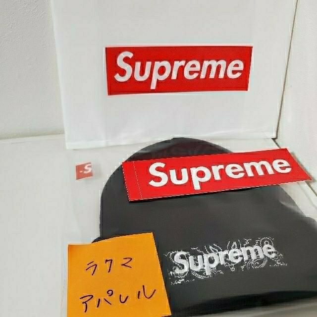 Supreme(シュプリーム)のSupreme New Era Box Logo Beanie メンズの帽子(ニット帽/ビーニー)の商品写真