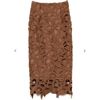 FRAY I.D - セルフォード リボンレーススカート