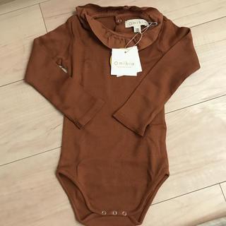 Caramel baby&child  - omibia ロンパース 12m