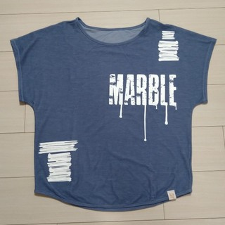 マーブル(marble)のお値下げ!マーブル ドルマントップス(Tシャツ(半袖/袖なし))