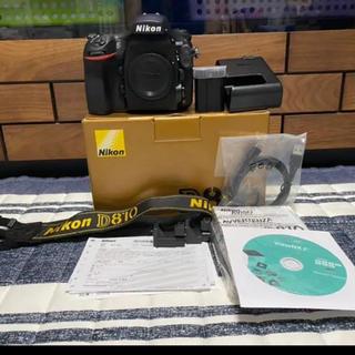 Nikon - Nikon D810 中古品