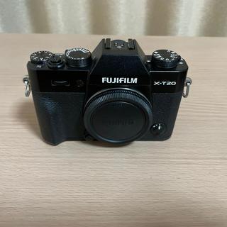 富士フイルム - fujifilm x-t20lk-b