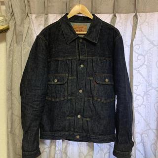 WAREHOUSE - TCBジーンズ 507XX 2nd  ハギ付き 50'S リジット購入→糊付け