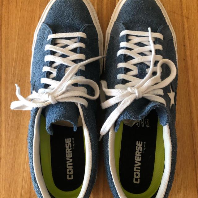 FRAGMENT(フラグメント)のCONVERSE × fragment design ONE STAR '74  メンズの靴/シューズ(スニーカー)の商品写真