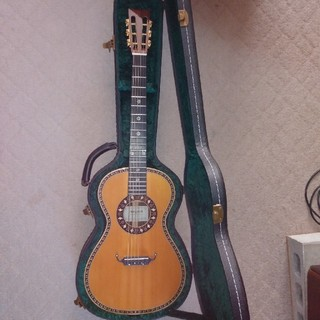 アリアカンパニー(AriaCompany)のARIA アリア 19C-200SNA 19世紀ギター(アコースティックギター)