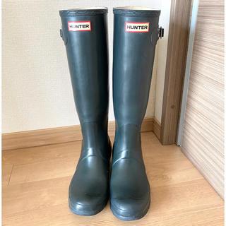 ハンター(HUNTER)のHunter 長靴 レインブーツ ハンター 25cm ロング (レインブーツ/長靴)
