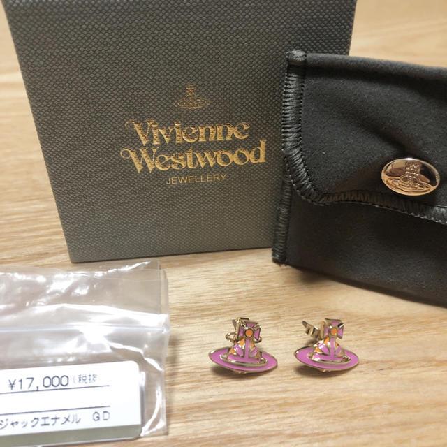 BEAMS(ビームス)のVivienneWestwood  ピアス レディースのアクセサリー(ピアス)の商品写真