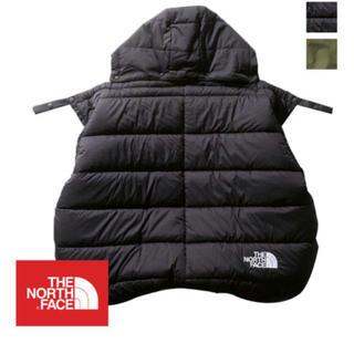 THE NORTH FACE - 黒 ノースフェイス ベビー シェル ブランケット ブラック NNB71901
