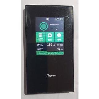 エヌイーシー(NEC)のAterm MR05LN Wi-Fiモバイルルーター LTEモバイルルータ(その他)