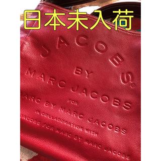 マークバイマークジェイコブス(MARC BY MARC JACOBS)の本革 正規品 美品 海外限定 マークジェイコブス リバーシブル ショルダーバッグ(ショルダーバッグ)