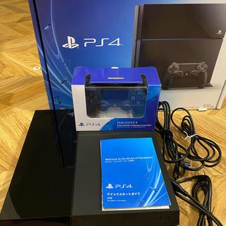 PlayStation4 - PlayStation4 CUH-1000AB01+新品純正コントローラー