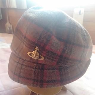 Vivienne Westwood - ヴィヴィアンウエストウッド 帽子 キャスケット