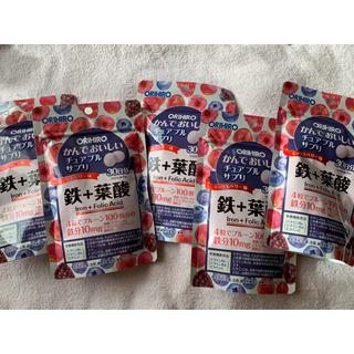 オリヒロ(ORIHIRO)のサプリ(ビタミン)