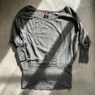 DOUBLE STANDARD CLOTHING - ダブルスタンダード アンゴラ混 レディース ニット 美品