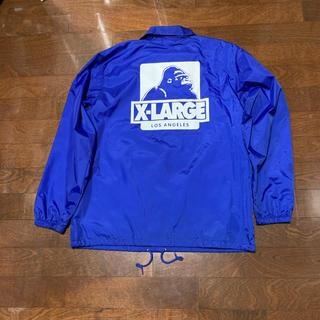 エクストララージ(XLARGE)のエクストララージ  X-LARGE コーチジャケット(ナイロンジャケット)