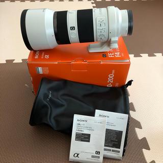 SONY - SONY 70-200 f4 望遠レンズ