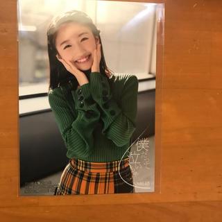 エヌエムビーフォーティーエイト(NMB48)のNMB48 塩月希依音 生写真(アイドルグッズ)
