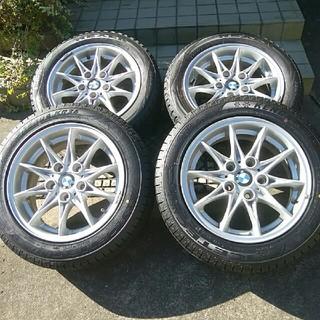 ビーエムダブリュー(BMW)のBMW Z4 16インチスタッドレスタイヤ&ホイールセット 205/55/R16(タイヤ・ホイールセット)