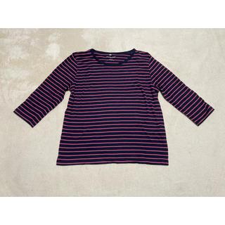 ハニーズ(HONEYS)のHoneys 七分袖Tシャツ Lサイズ(Tシャツ(長袖/七分))