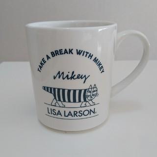 リサラーソン(Lisa Larson)の【新品】マイキー マグカップ(グラス/カップ)