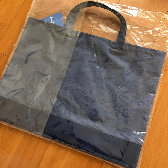 familiar(ファミリア)のファミリア  デニムバッグ  限定 70周年 キッズ/ベビー/マタニティのこども用バッグ(レッスンバッグ)の商品写真