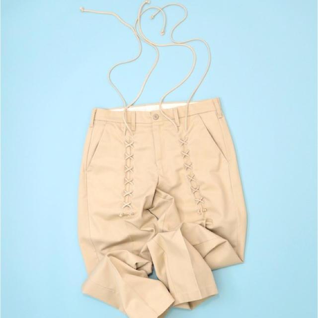 elephant TRIBAL fabrics RACE UP WORK PT メンズのパンツ(チノパン)の商品写真