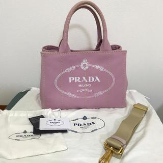 PRADA - プラダ PRADA カナパトート  バック 期間限定価格