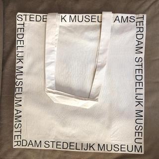 ヤエカ(YAECA)のアムステルダム市立美術館オリジナルエコバッグ トートバッグ (14)(エコバッグ)
