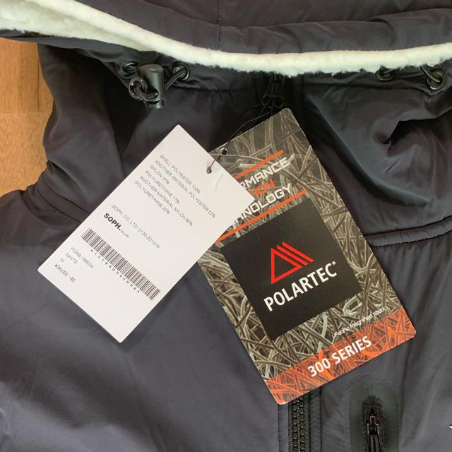 F.C.R.B.(エフシーアールビー)のfcrb polartec boa fleece hybrid blousonM メンズのジャケット/アウター(ブルゾン)の商品写真