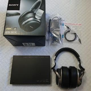 SONY - SONY MDR-HW700DS 9.1chデジタルサラウンドヘッドホンシステム