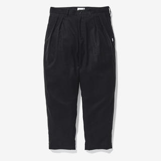 W)taps - S 20AW WTAPS TUCK / TROUSERS FLANNEL