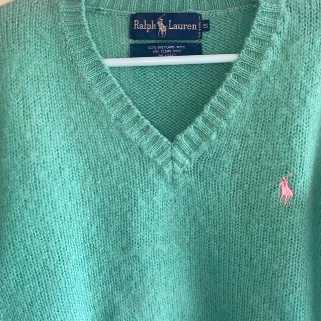 POLO RALPH LAUREN(ポロラルフローレン)のPOLOラルフローレンセーター レディースのトップス(ニット/セーター)の商品写真