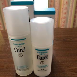 Curel - キュルレ化粧水Ⅲと乳液 保湿